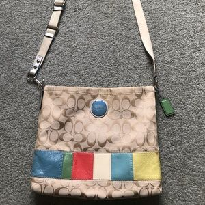 Coach Signature Crossbody - Used